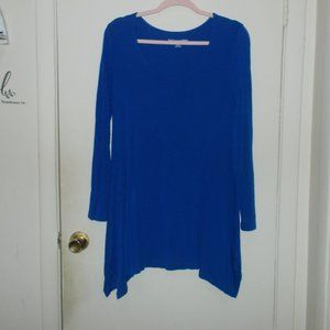 Soft Surroundings Timely Scoop Top Size Medium